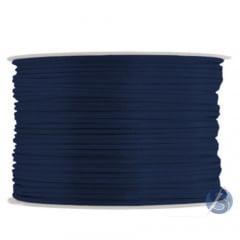 Cordão De Cetim 1 mm Azul Marinho  13