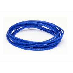 Cordão De Cetim 2 mm Azul Bic 011