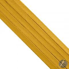 Elástico São José Chato nº12 Amarelo Ouro 10 Metros