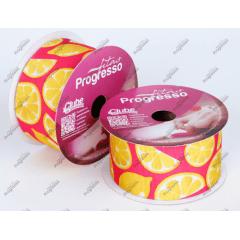 Fita Gorgurão Pink Limão