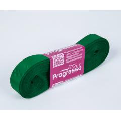 Fita Gorgurão Progresso Verde Bandeira 15mm