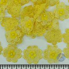 Guipir Amarelo Flor Amarelo