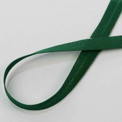 Viés de Algodão Verde Bandeira 016  24mm
