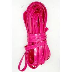 Vivo Plástico Rosa Choque Metro
