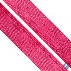 Zíper Nylon Nº5 Rosa Pink em Metro