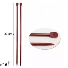 Agulha Tricô Coats Corrente 6,5 mm