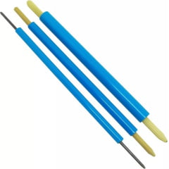 Kit Vira Boneca Azul