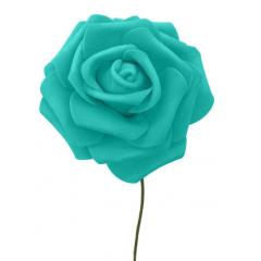 Rosa De Eva  Verde Água