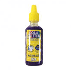Cola Glitter Acrilex 207 Violeta 23gr