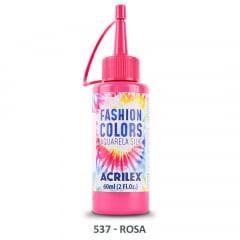 Tinta Aquarela Silk 537 Rosa 60 Ml