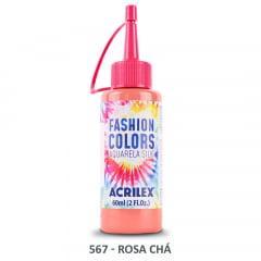 Tinta Aquarela Silk 567 Rosa Chá 60 Ml