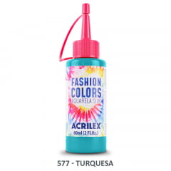 Tinta Aquarela Silk 577 Turquesa 60 Ml
