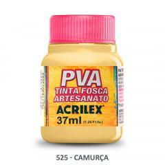 Tinta Pva Fosca para Artesanato 525 Camurça 37 ml
