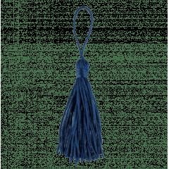 Tassel Azul Marinho Unidade