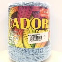 Barbante Cadori Nº4 Azul Claro 745 700 g