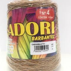 Barbante Cadori Nº4 Caramelo 711 700 g
