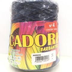 Barbante Cadori Nº4 Marinho 700 g