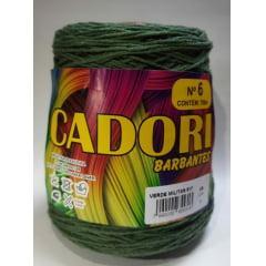 Barbante Cadori Verde Militar n Nº6 817 700 g