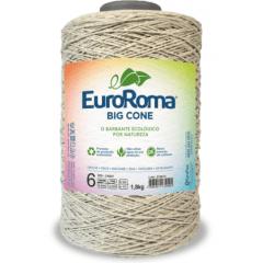 Barbante EuroRoma nº6 Caqui 300 1,800kg