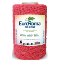 Barbante EuroRoma nº6 Melância 1070 1,8kg