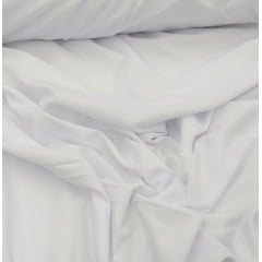 Tecido Voil Leve Branco
