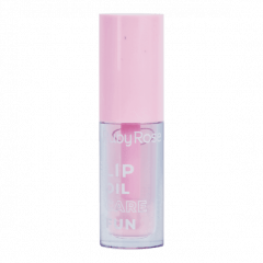 Ruby Rose Lip Oil Care Fun Gloss Labial Hidratante - Cupcake de Blueberry
