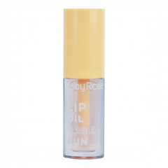 Ruby Rose Lip Oil Care Fun Gloss Labial Hidratante - Sorvete de Baunilha
