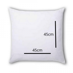 Refil de Almofada 45 cm x 45 cm