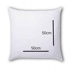 Refil de Almofada 50 cm x 50 cm