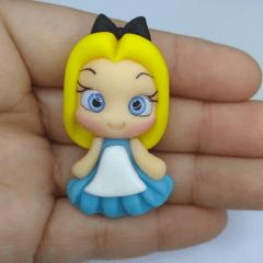Aplique de Biscuit Alice 2