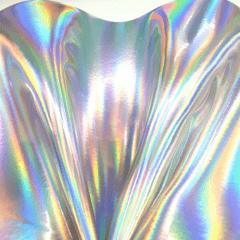 Lonita Lisa  Laminada Holográfica