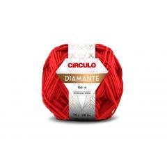 Fio Diamante 3252 Batom 100 Gramas