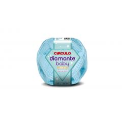 Fio Diamante Baby 2918 Azul Bebê 100 Gramas