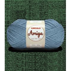 Lã Amiga 2930 Netuno 100g