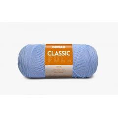 Lã Classic Pull 2911 Azul Bebê Círculo 200g