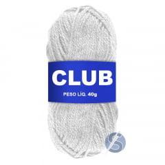 Lã Club Pingouin 02 Branco 40gr