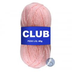Lã Club Pingouin 301 Rosa Bebê 40gr