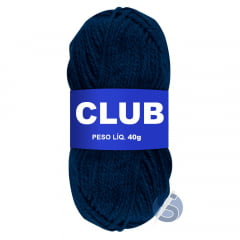 Lã Club Pingouin 516 Marinho 40gr