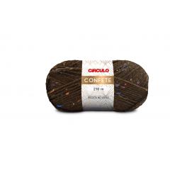 Lã Confete Círculo 7659 Paineira 100g