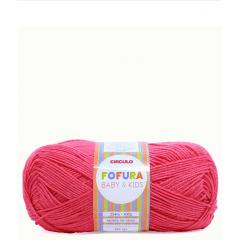 Lã Fofura 3334 Tulipa 100 g