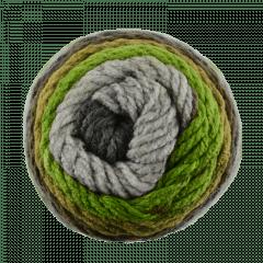 Lã Magicpull 8681 Camuflagem 200 g