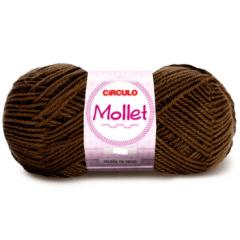 Lã Mollet Círculo 7655 Cravo 40gr