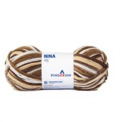 Lã Nina Pingouin 6036 Choco Milk 40gr