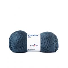 Lã Sedificada Pingouin 5517 Blue Star 100gr