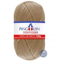 Lã Sedificada Pingouin 703 Sisal 100gr