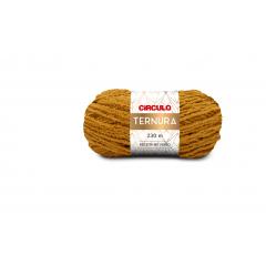 Lã Ternura 7252 Dark Cheddar 100g