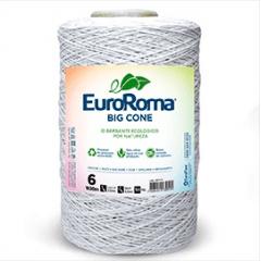 Barbante EuroRoma nº6 Branco 1,800 kg