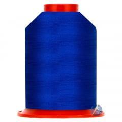 Linha para Bordar Ricamare  Azul Cobalto 4000m nº 2064