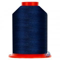 Linha para Bordar Ricamare  Azul Marinho 4000m  nº2028