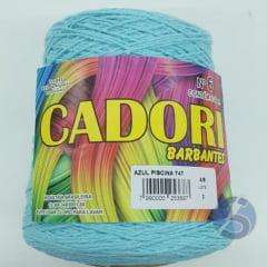 Barbante Cadori Azul Piscina Nº6 747 700 g